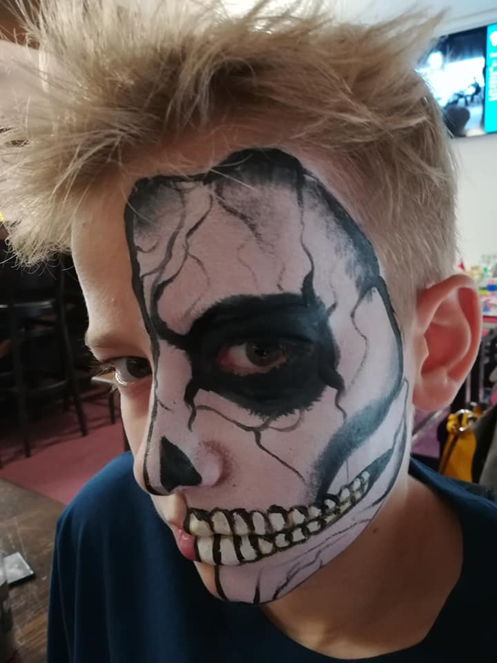 Malovaní na obličej